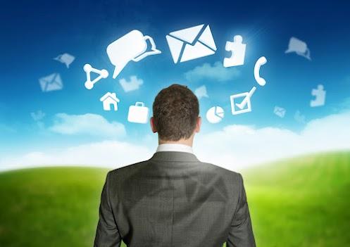 Gmail organising
