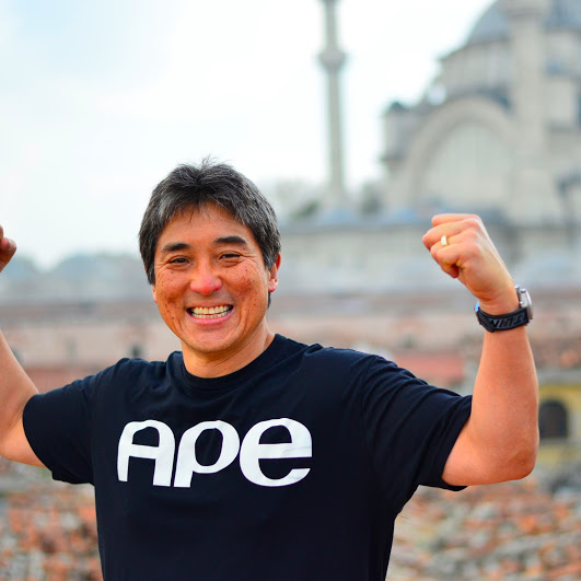 (Video) Guy Kawasaki on using crowd sourcing in self publishing