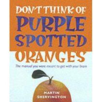 Purple spotted oranges