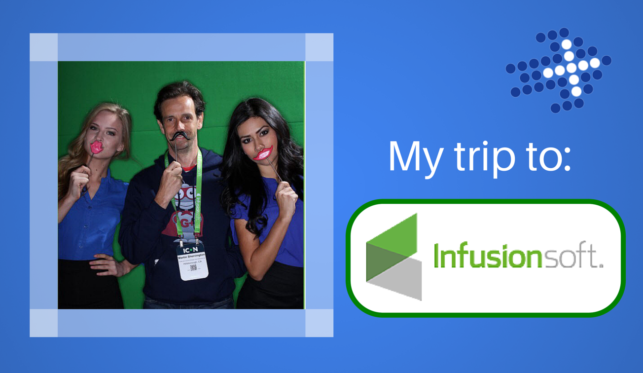 My trip to Infusionsoft
